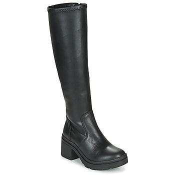 Cipők Női Városi csizmák Musse & Cloud KAILA Fekete