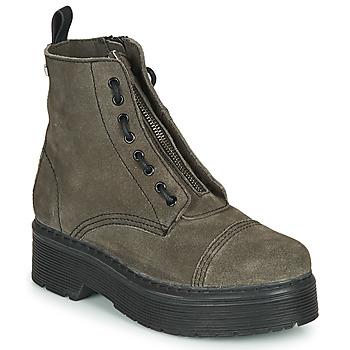 Cipők Női Csizmák Musse & Cloud ERICA Szürke