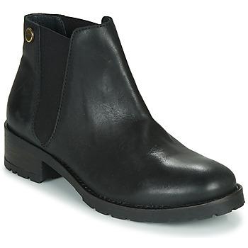 Cipők Női Csizmák Pataugas DINA/N F4F Fekete
