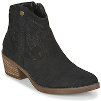 Cipők Női Bokacsizmák Refresh 72472 Fekete