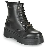 Cipők Női Csizmák Refresh 72541 Fekete