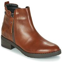 Cipők Női Csizmák Xti 44721 Barna