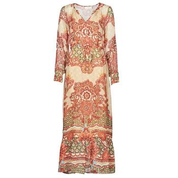 Ruhák Női Hosszú ruhák Cream SANNIE DRESS Sokszínű