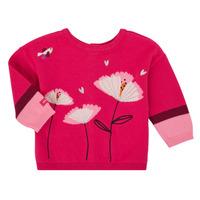 Ruhák Lány Mellények / Kardigánok Catimini CR18033-35 Rózsaszín