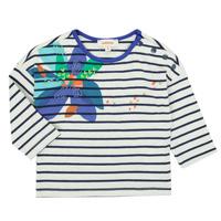 Ruhák Lány Hosszú ujjú pólók Catimini CR10123-12 Sokszínű