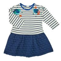 Ruhák Lány Rövid ruhák Catimini CR30133-12 Sokszínű