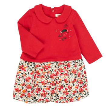 Ruhák Lány Rövid ruhák Catimini CR30043-38 Sokszínű