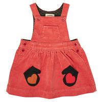 Ruhák Lány Rövid ruhák Catimini CR31003-67 Piros
