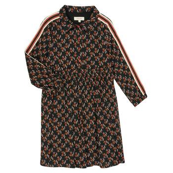 Ruhák Lány Rövid ruhák Catimini CR30005-02-C Sokszínű