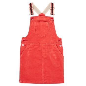 Ruhák Lány Rövid ruhák Catimini CR31025-67-C Piros