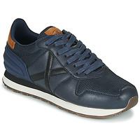 Cipők Férfi Rövid szárú edzőcipők Munich MASSANA Kék
