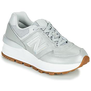 Cipők Női Rövid szárú edzőcipők New Balance 574 Szürke