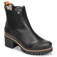 Cipők Női Csizmák Panama Jack PIA Fekete