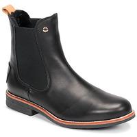 Cipők Női Csizmák Panama Jack GILIAN Fekete