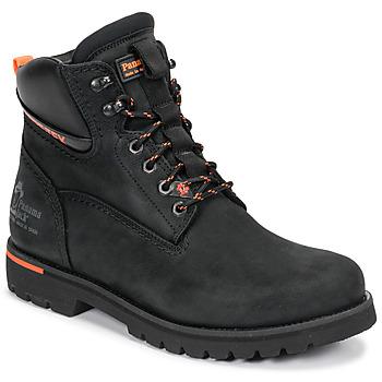 Cipők Férfi Csizmák Panama Jack AMUR GTX Fekete