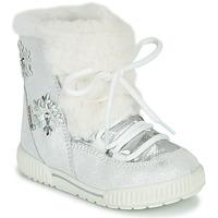 Cipők Lány Hótaposók Primigi RIDE 19 GTX Ezüst