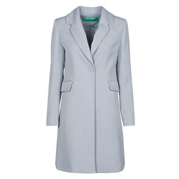 Ruhák Női Kabátok Benetton 2AMH5K2R5 Szürke