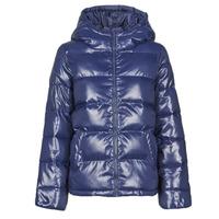 Ruhák Női Steppelt kabátok Benetton 2EO0536G3 Tengerész