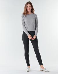 Ruhák Női Lenge nadrágok Benetton 4SK755944 Fekete