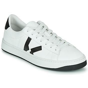 Cipők Férfi Rövid szárú edzőcipők Kenzo FA65SN170 Fehér