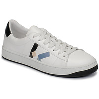 Cipők Férfi Rövid szárú edzőcipők Kenzo FA65SN172 Fehér