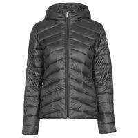 Ruhák Női Steppelt kabátok Roxy COAST ROAD HOOD J JCKT KVJ0 Fekete