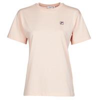 Ruhák Női Rövid ujjú pólók Fila 682319 Rózsaszín
