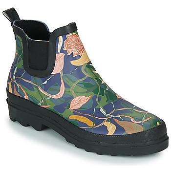 Cipők Női Gumicsizmák Sanita FELICIA WELLY Kék