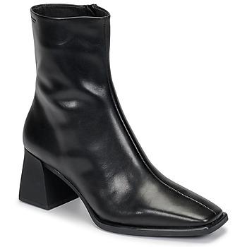 Cipők Női Bokacsizmák Vagabond HEDDA Fekete