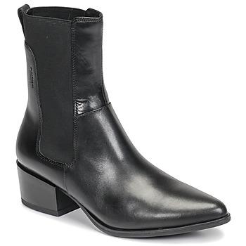 Cipők Női Bokacsizmák Vagabond MARJA Fekete