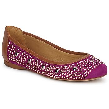 Cipők Női Balerina cipők  Zinda ROMY Lila