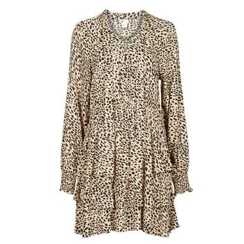 Ruhák Női Rövid ruhák Billabong SOULMATE Sokszínű
