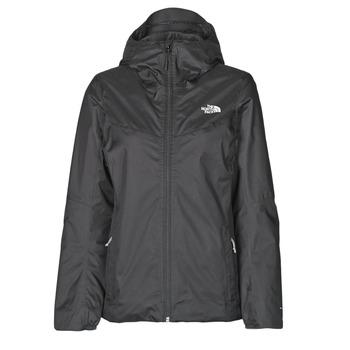 Ruhák Női Kabátok / Blézerek The North Face W QUEST INSULATED JACKET Fekete