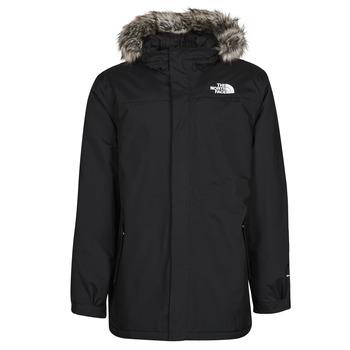 Ruhák Férfi Parka kabátok The North Face RECYCLED ZANECK JACKET Fekete
