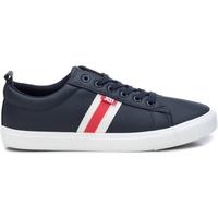 Cipők Férfi Rövid szárú edzőcipők Xti 34302 NAVY Azul marino