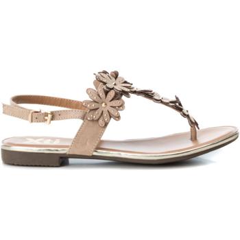 Cipők Női Szandálok / Saruk Xti 48814 BEIGE Beige