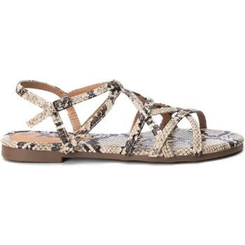 Cipők Női Szandálok / Saruk Xti 49578 CAMEL Marrón