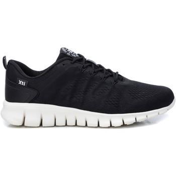 Cipők Férfi Rövid szárú edzőcipők Xti 49665 NEGRO Negro