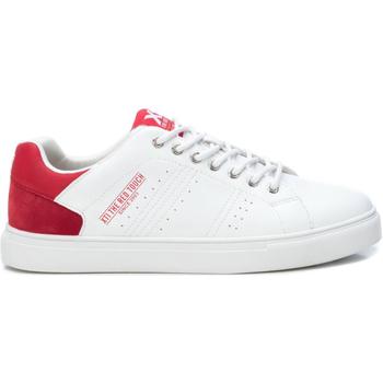 Cipők Férfi Rövid szárú edzőcipők Xti 49680 ROJO Blanco