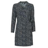 Ruhák Női Rövid ruhák Le Temps des Cerises LEANE Kék