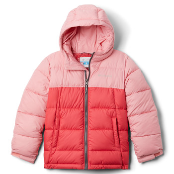 Ruhák Lány Steppelt kabátok Columbia PIKE LAKE JACKET Rózsaszín