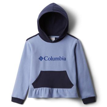 Ruhák Lány Pulóverek Columbia COLUMBIA PARK HOODIE Kék