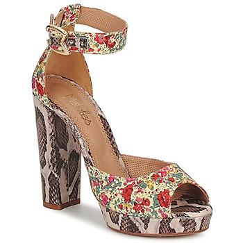Cipők Női Szandálok / Saruk Maloles PIRIPI Multi