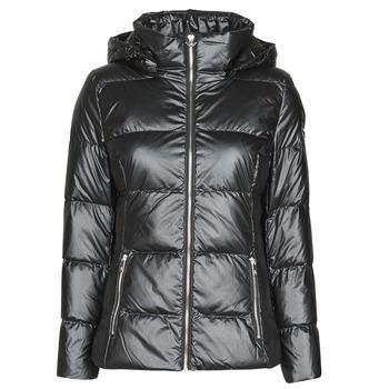 Ruhák Női Steppelt kabátok Les Petites Bombes ATHINA Fekete