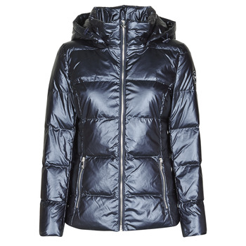 Ruhák Női Steppelt kabátok Les Petites Bombes ATHINA Tengerész