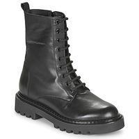Cipők Női Csizmák Tosca Blu SF2028S547-C99 Fekete