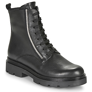 Cipők Női Csizmák Tosca Blu SF2024S470-C99 Fekete