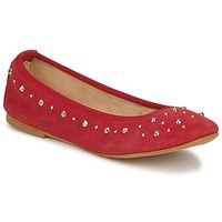 Cipők Női Balerina cipők  Meline LUSON Piros