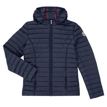 Ruhák Lány Steppelt kabátok JOTT CARLA Tengerész