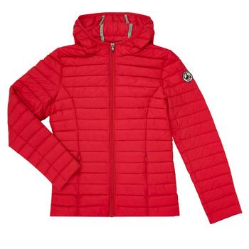 Ruhák Lány Steppelt kabátok JOTT CARLA Piros